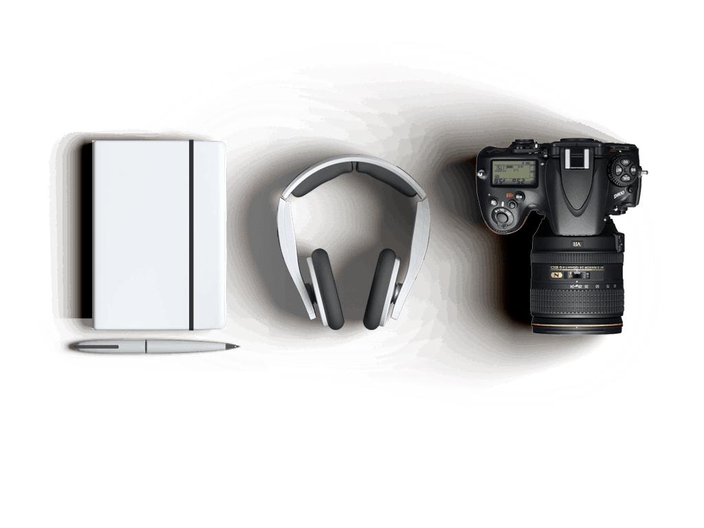 Grafikdesign / Audiodesign/ Fotografie