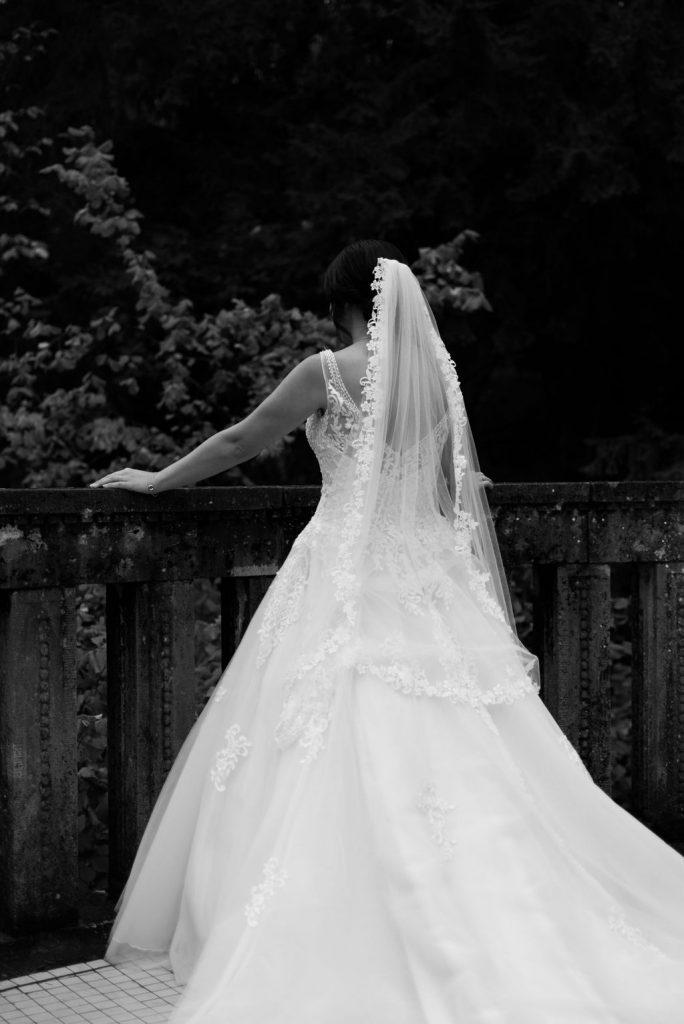 Hochzeitsbilder Stuttgart Brautkleid