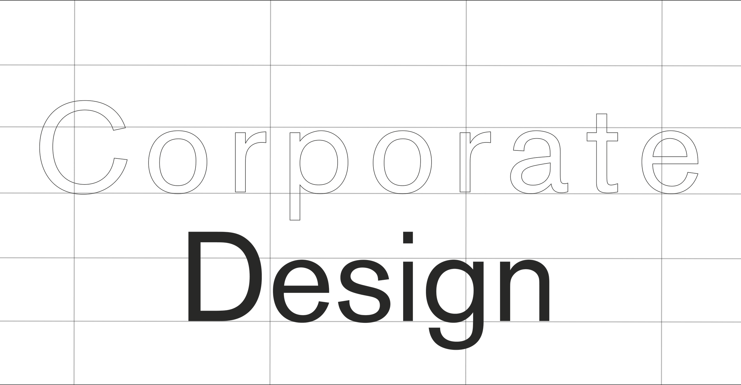 Corporate Design Florian Wille Design