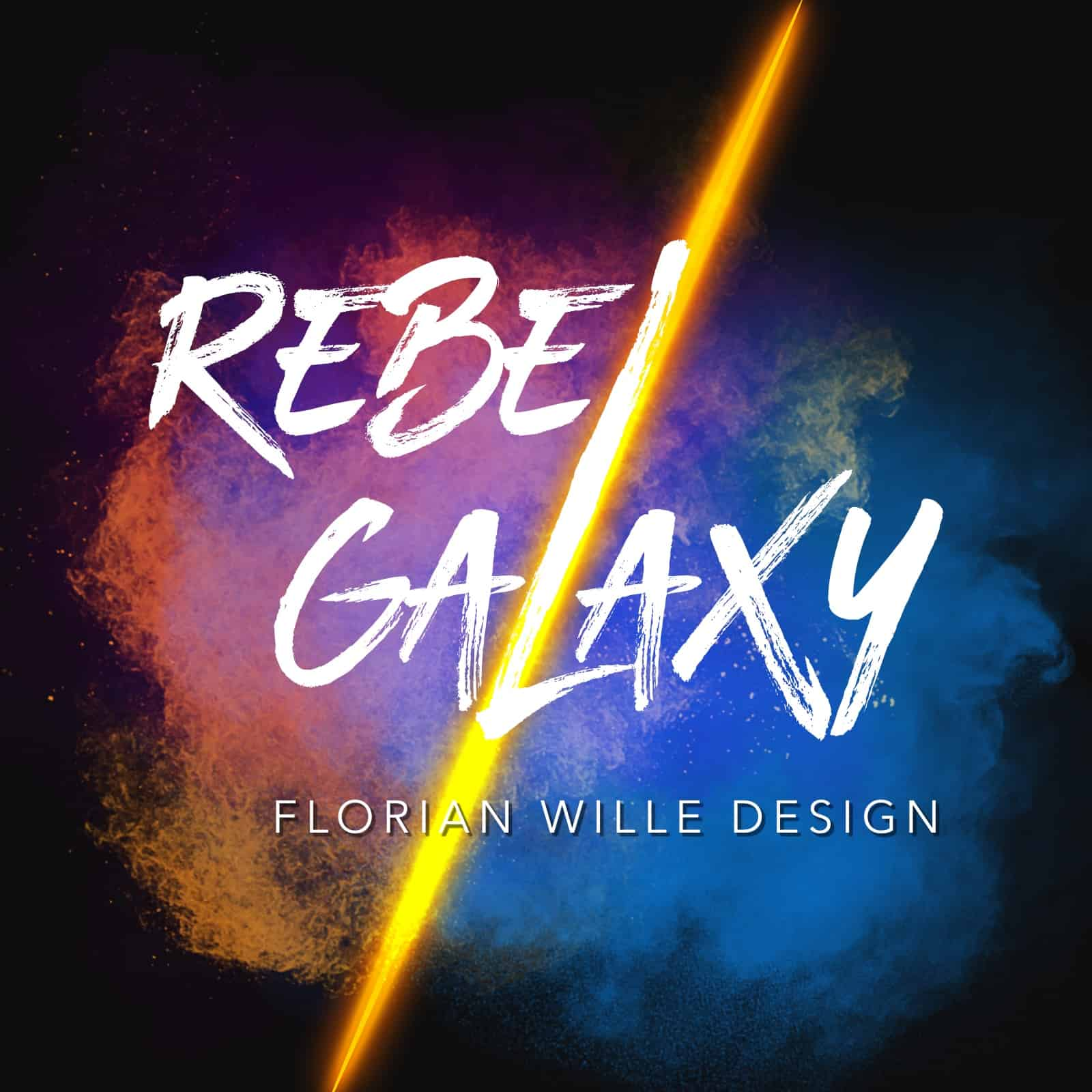 Rebel Galaxy Cover by Florian Wille Design