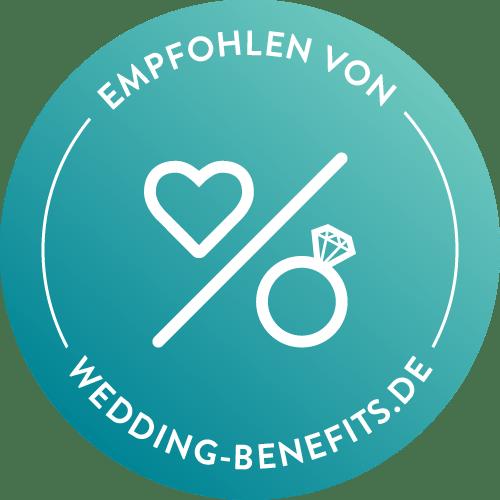 Wedding Benefits Partner Badge